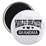 World's Greatest Grandma Magnet