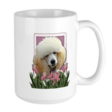 Mothers Day - Pink Tulips Mug