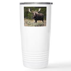 Moose Mania Travel Mug
