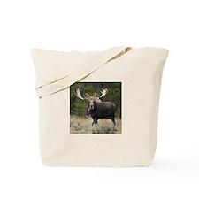 Moose Mania Tote Bag