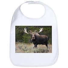Moose Mania Bib