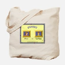 """""""Exhibit Grace and..."""" Tote Bag"""