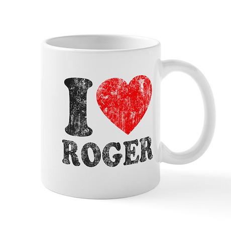 I (Heart) Roger Mug
