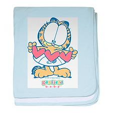 Paper Hearts Baby Blanket