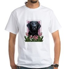 Mothers Day - Pink Tulips Shirt