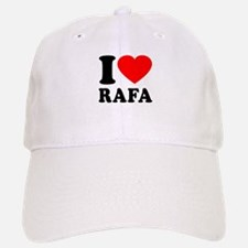 I (Heart) Rafa Baseball Baseball Cap
