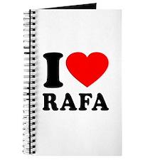 I (Heart) Rafa Journal