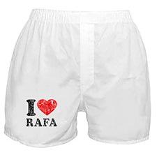 I (Heart) Rafa Boxer Shorts