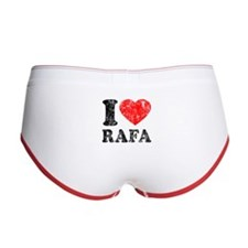 I (Heart) Rafa Women's Boy Brief