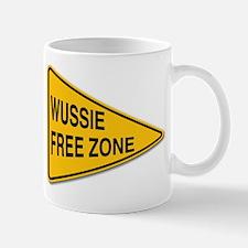 Funny Wussy Mug
