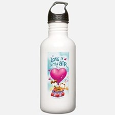 Love is in the Air Water Bottle