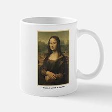 Da Vinci Mona Lisa Mug