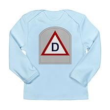 Delta Long Sleeve Infant T-Shirt