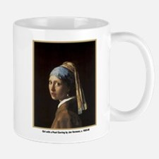Vermeer Girl with Pearl Earring Mug