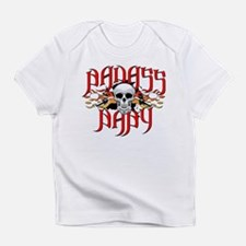 Bad Ass Baby Infant T-Shirt