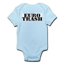 Euro Trash Infant Creeper