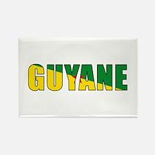 Guiana Rectangle Magnet