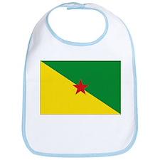 Guiana Flag Bib