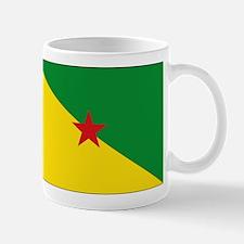 Guiana Flag Mug
