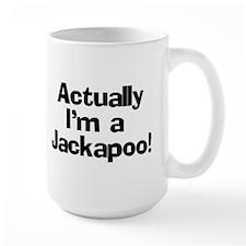 Actually I'm A Jackapoo Coffee Mug