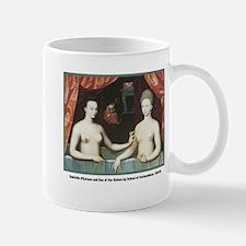 Gabrielle Nude Women Mug