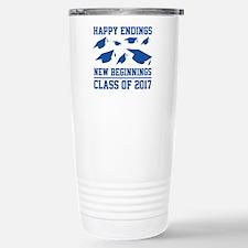 Cute Graduate back school Travel Mug
