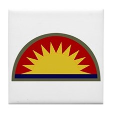 Sunsetters Tile Coaster