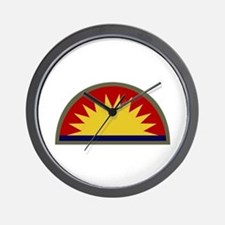 Sunsetters Wall Clock