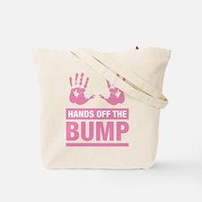 Cute Baby bump Tote Bag