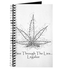 See through the lies Journal