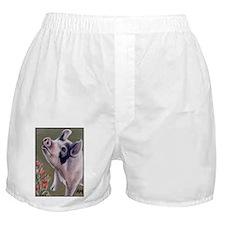 SINGING PIG Boxer Shorts