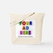 """""""Ads for Men"""" Tote Bag"""