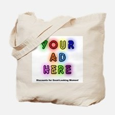 """""""Ads for Women"""" Tote Bag"""