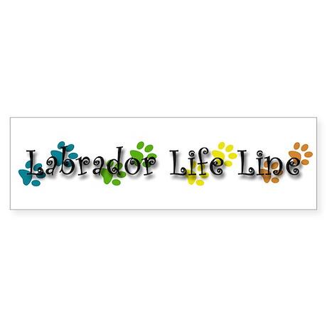 Lablifeline Sticker (Bumper 10 pk)