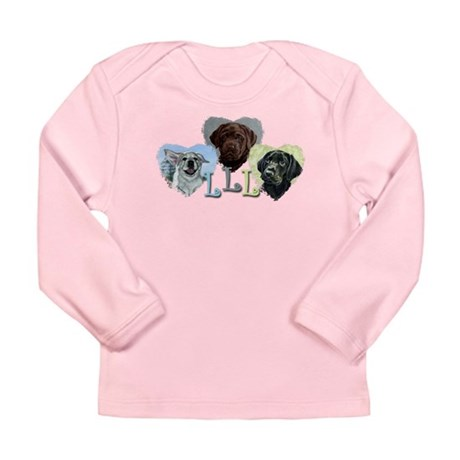 Lablifeline Long Sleeve Infant T-Shirt