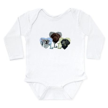 Lablifeline Long Sleeve Infant Bodysuit