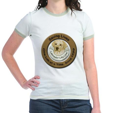 Lablifeline Jr. Ringer T-Shirt