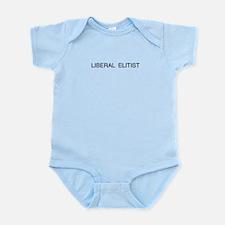 Liberal Elitist Infant Bodysuit