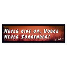 Funny Hodges Car Sticker