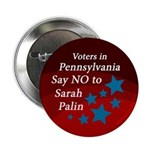 Pennsylvania Says No To Sarah Palin