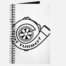 Cute Turbo Journal