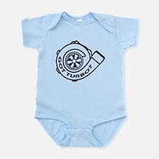 Cute Turbo Infant Bodysuit