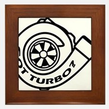 Unique Turbo Framed Tile