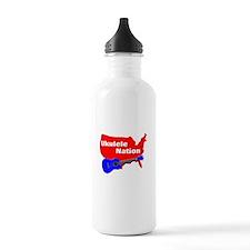 Ukulele Nation Water Bottle