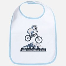 Ride, Bellingham, Ride! Bib