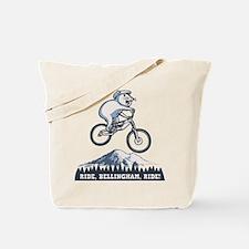 Ride, Bellingham, Ride! Tote Bag