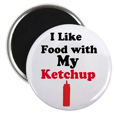 Ketchup Humor 1 Magnet
