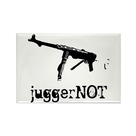 JuggerNOT Rectangle Magnet