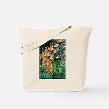 Unique Orchid photograph Tote Bag