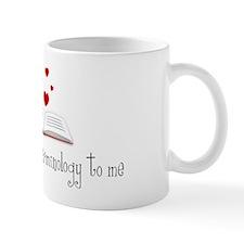 Unique Terminology Mug